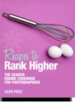 SEO for Photographers ebook - Rank easy