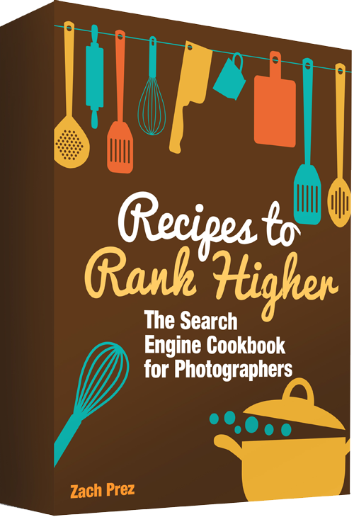 Rank Higher with the SEO Cookbook for Photographers