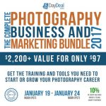 5DayDeal Photography Bundle 2017