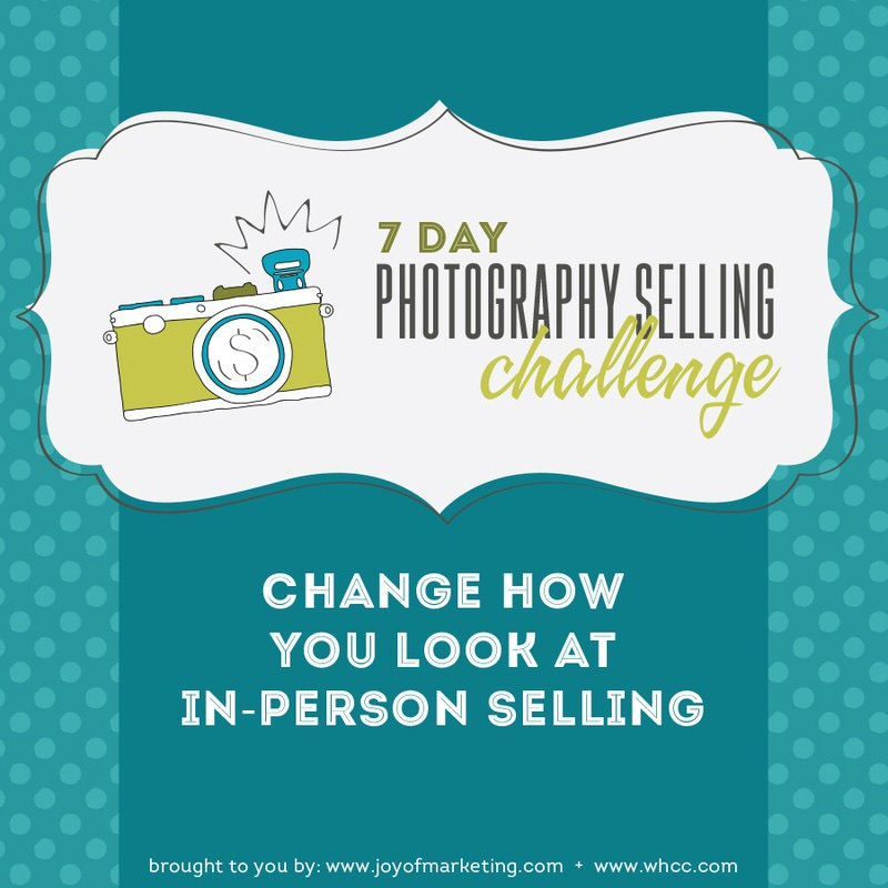 7 Day Selling Challenge