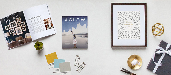 Best Photo Magazine is AGLOW
