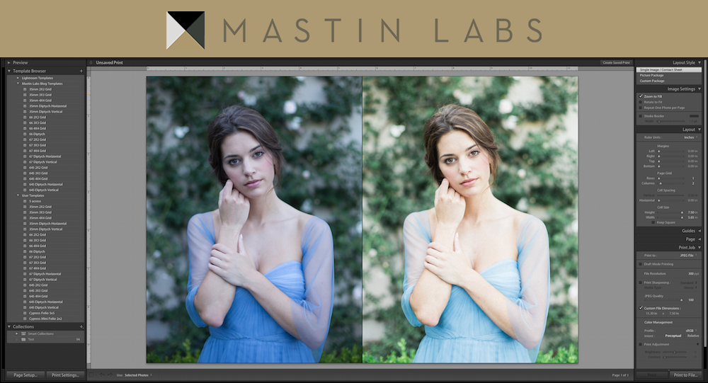 Mastin Labs Before and After