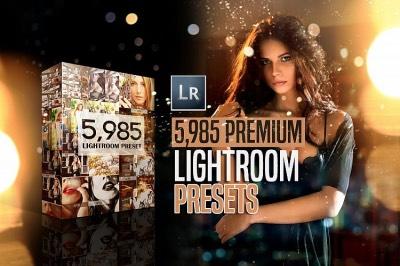 5985 lightroom preset bundle