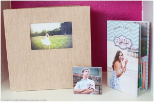 Product Samples including album and photo book