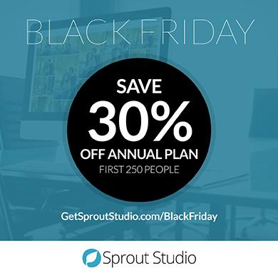 Photo studio management sales