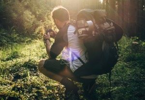 camera for backpacking