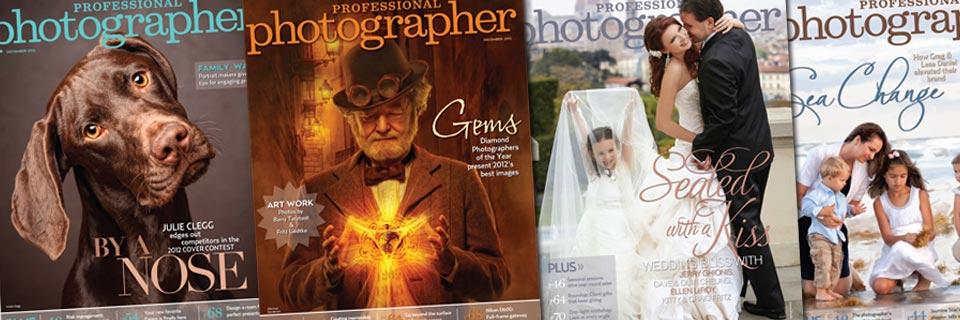 Best Digital Magazine - Professional Photographer