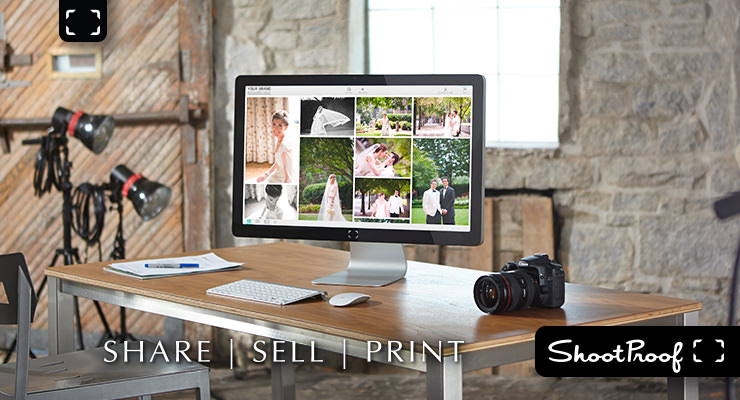 Sell photos and proofs