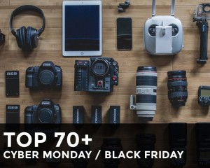 Cyber Monday Deals in Photo
