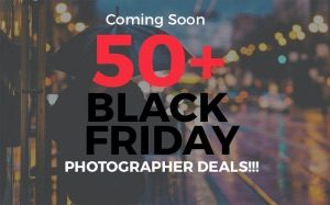 Black Friday Deals for Photographers 2017