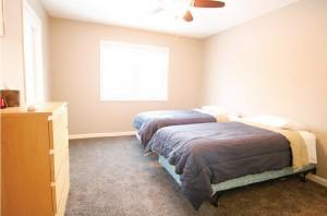 Blank Bedroom Walls