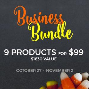 Photography Spark Business Bundle 2016