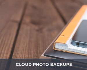 Companies to backup your photos