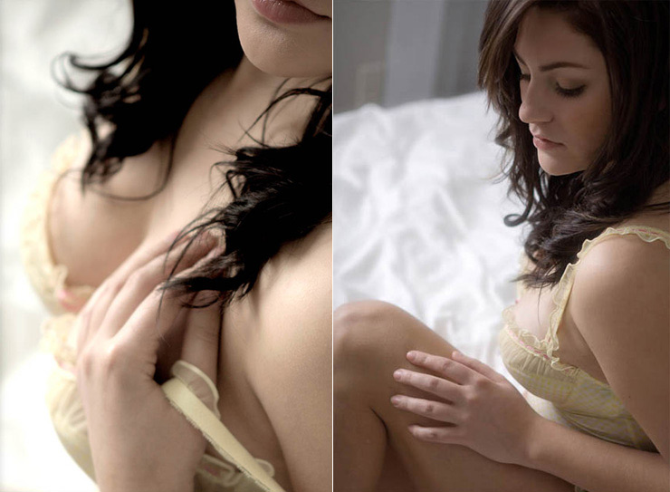 How to crop a boudoir photo