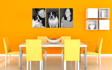Designing Wall Displays for Photographers