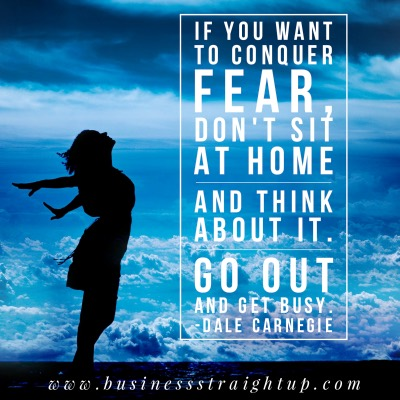 Dale Carnegie Conquer Your Fear