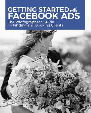 Free ebook for photographers to start Facebook Ads