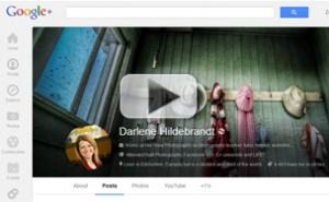 Google Plus Video Training