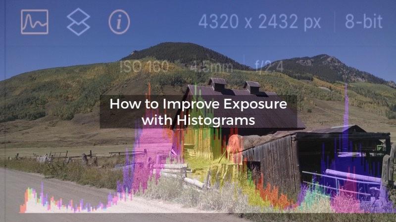 improve photo exposure histogra