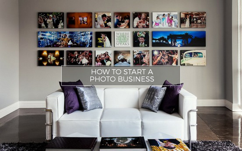 How to Start a Photo Business