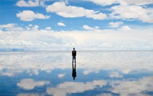 The salt flats of Bolivia are one of the 15 most iconic places to photograph