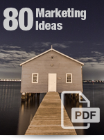 Free marketing ideas ebook from Photography Spark