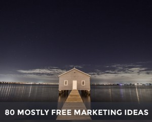 Tons of free or cheap marketing ideas for photography businesses