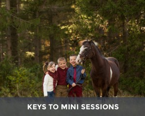 Guide to mini session photography