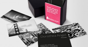 Affordable custom business cards with different photos on each card