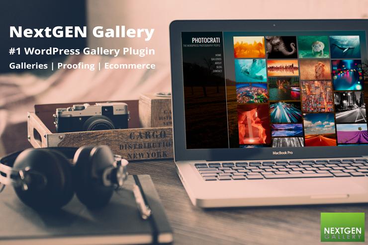 NextGen Pro Online Gallery
