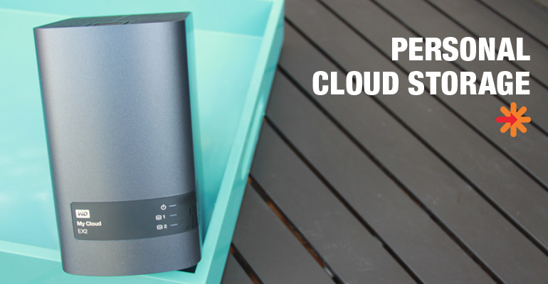 Personal Cloud Storage for Photographers
