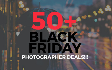 Black Friday Deals for Photographers 2016