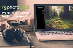 Photocrati website theme