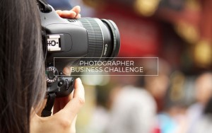 Photographer Business Challenge by PPA