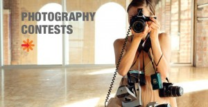 Photography Contests - Photographer with Cameras