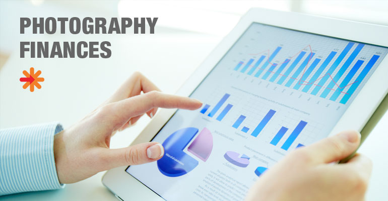 Photography Finances and Calculating Studio Profits