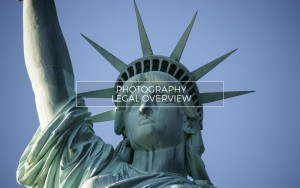 Statue of liberty representing the law