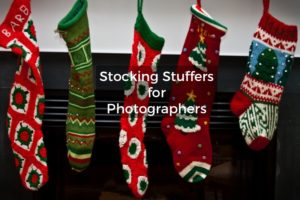 Stocking Stuffers for Photographers