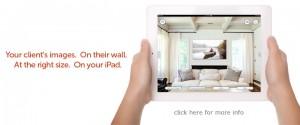 Preveal ipad app for photographers