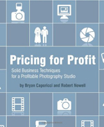 Pricing for Profit Book for Photographers