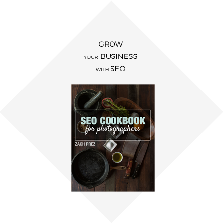 Search Engine Optimization Cookbook for Photographers
