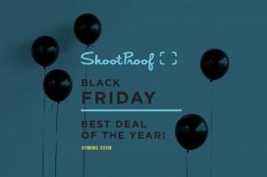 Shootproof deals coming soon