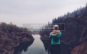 Steps to Setup a Photography Website