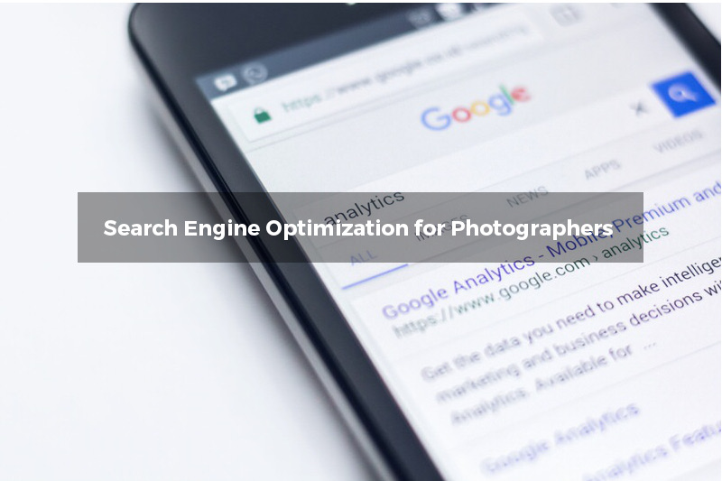 seo google search on phone