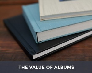The value of print albums for a photo business