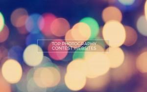 Contest winner of blurred lights