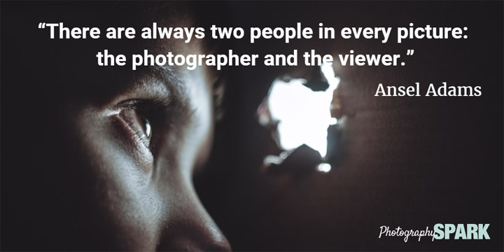 Nice Ansel Adams Quote. See more quotes by Ansel Adams by clicking on this Pin.