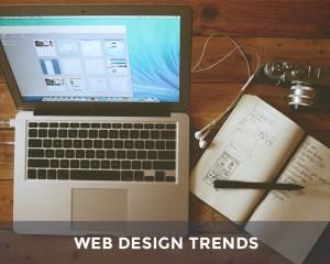 Hot trends in photography website design