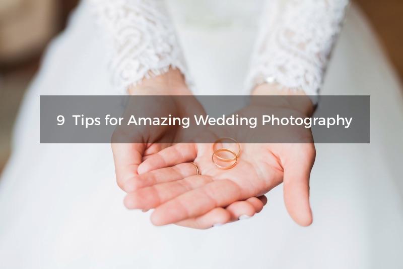 bride holding wedding rings