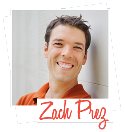 Zach Prez helps photographers optimize websites and social media sites.